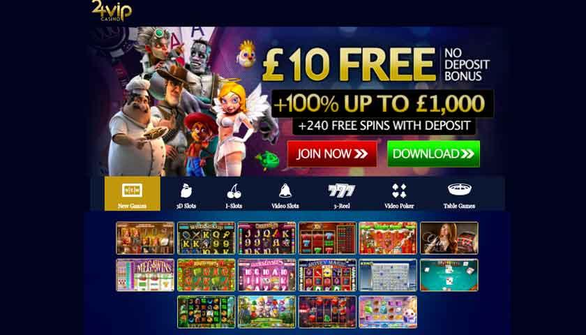 24vip casino screen shot