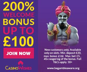casino wishes 200 casino bonus