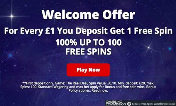 luna casino deposit bonus