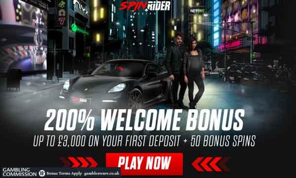 spin rider casino deposit bonus