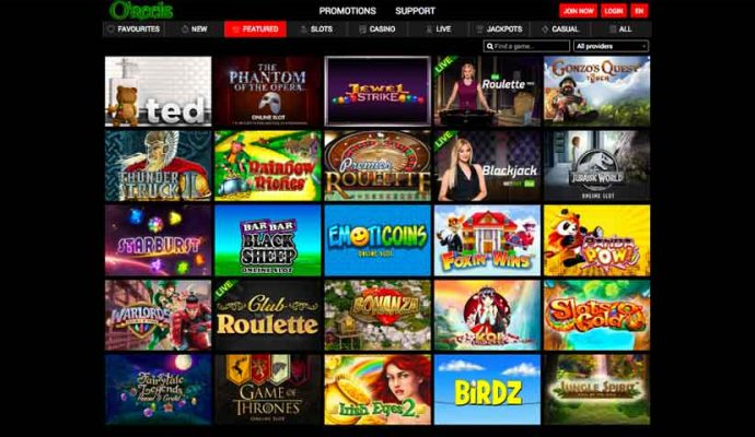 oreels slots games screen shot