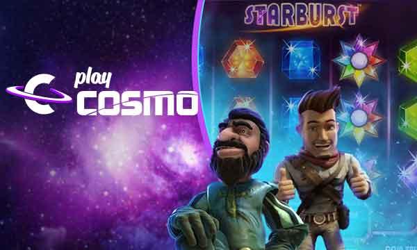 playcosmo casino bonus image