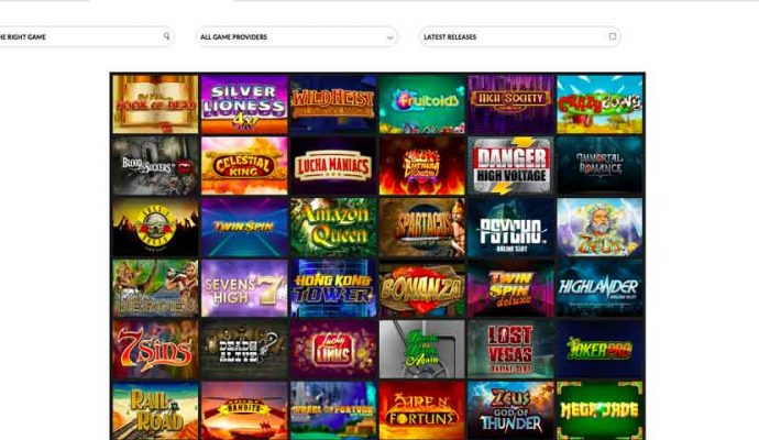 shadowbet slot games