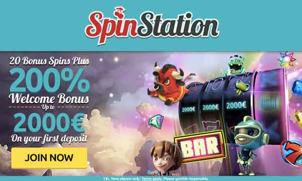 spinstation 200 casino bonus