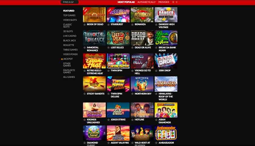 guts casino slots bonus