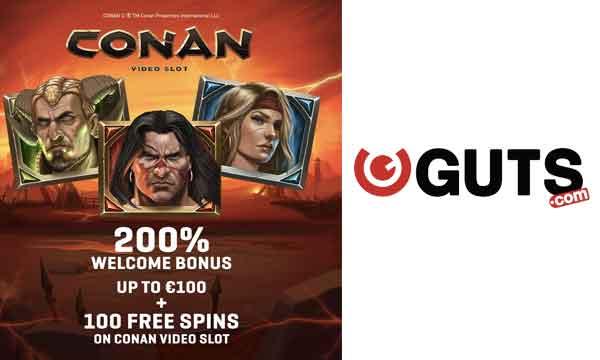 Guts 200 Casino Bonus Triple Your 1st Deposit 100 Wager Free Spins