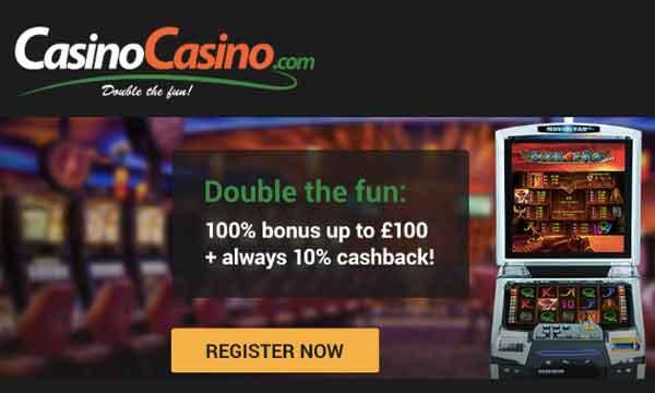 casino casino welcome bonus