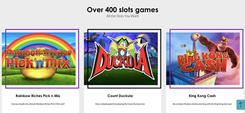 click to play at gala casino