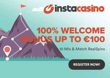 click to play at instacasino