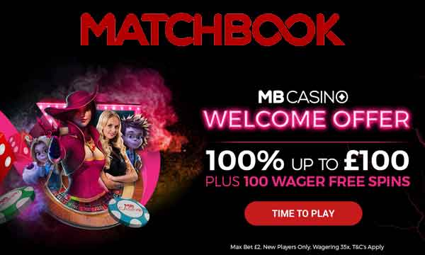 matchbook casino bonus