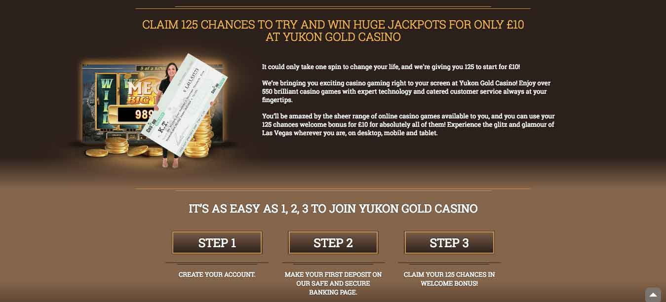 click to visit yukon gold casino today