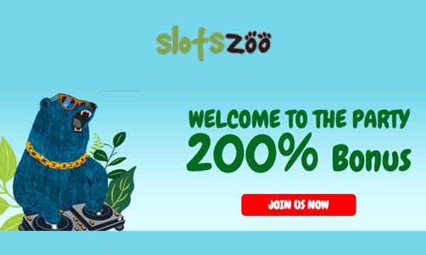 slotszoo casino bonus