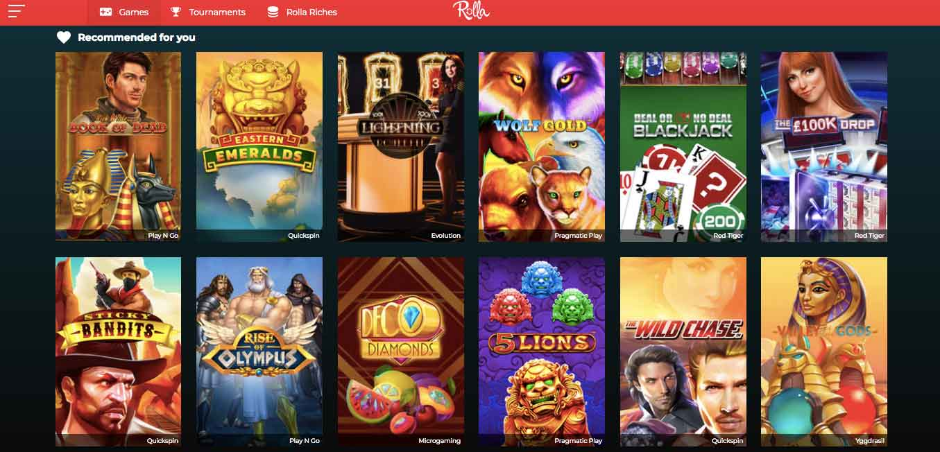 click to visit rolla casino