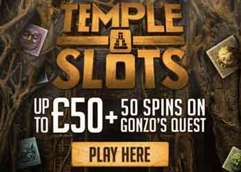 take me to temple slots