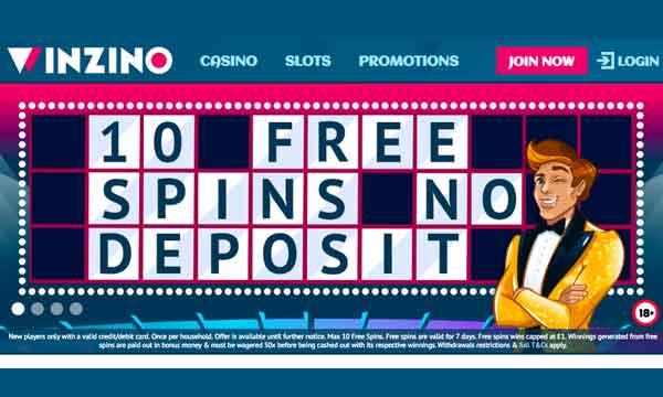 winzino casino bonus