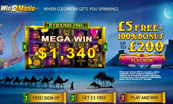 winomania casino bonus
