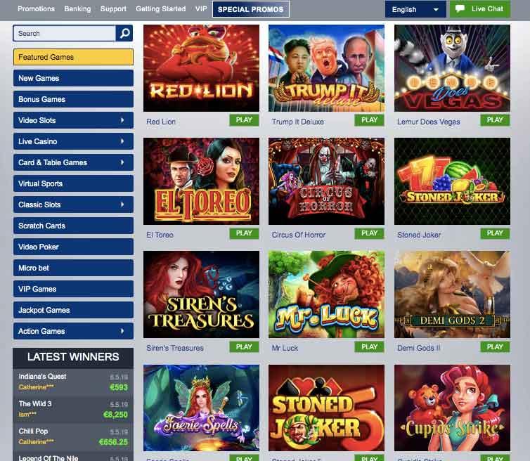 casino1club slot library