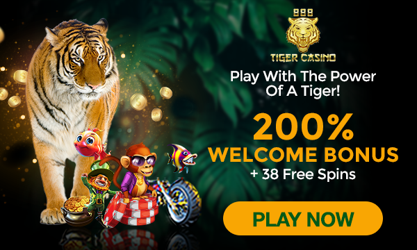 888 Tiger 200 casino bonus