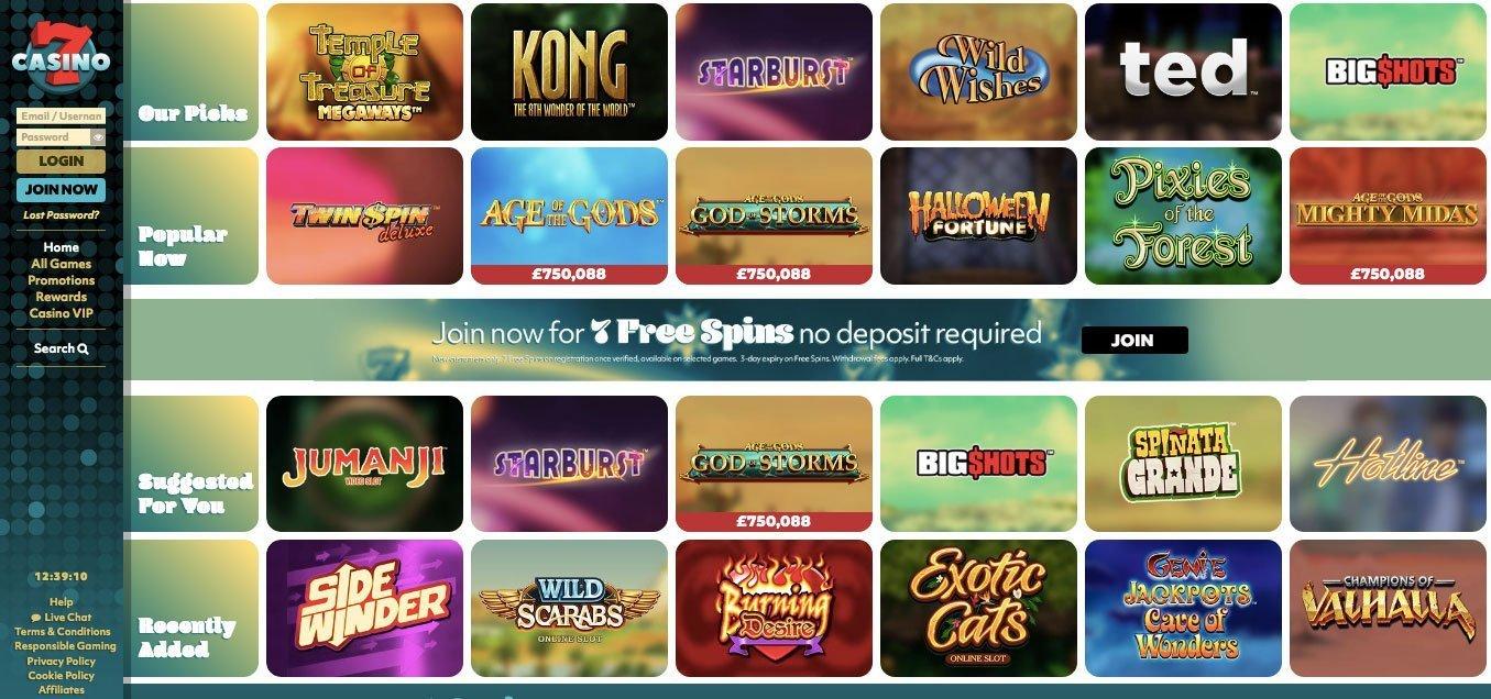 Casino Summary