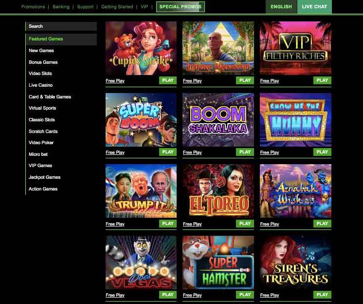 cashpot slots games