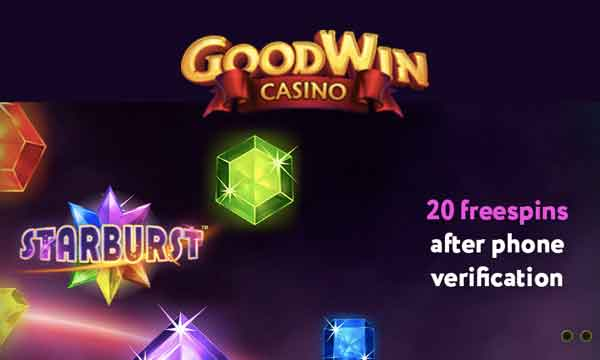 goodwin free spins no deposit bonus