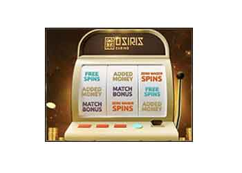 osiris casino free spins no wager