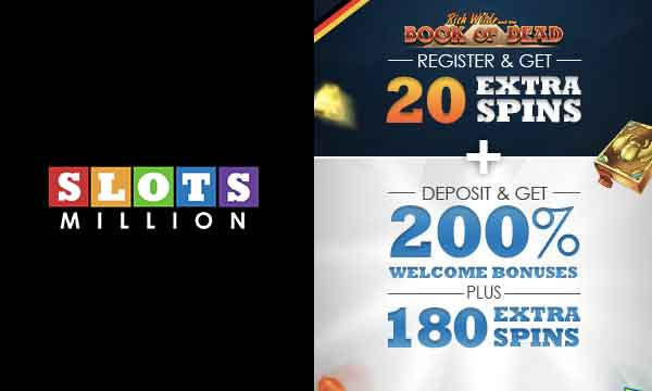 slots million free spins no deposit
