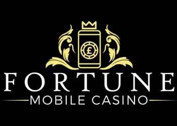 fortune mobile casino welcome bonus