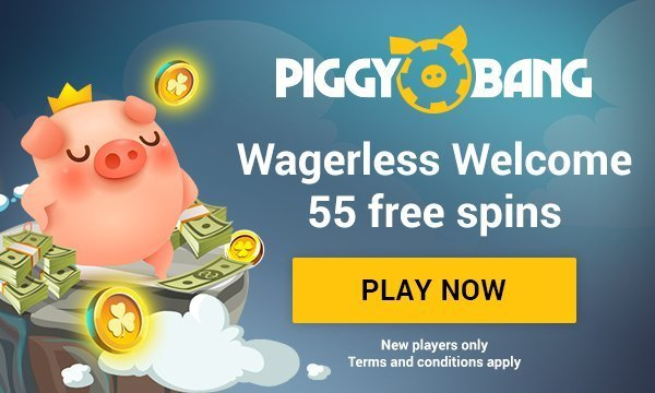 piggy bang no wager free spins