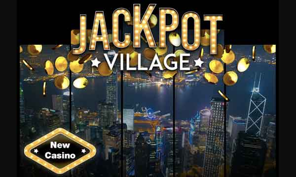 jackpot village de welcome bonus