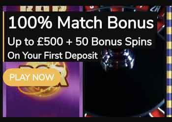 jackpot village uk first deposit