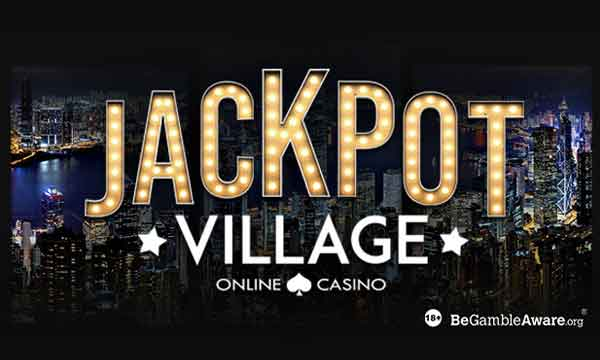 jackpot village uk welcome bonus
